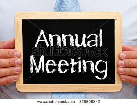 ANNUAL GENERAL MEETING & EDUCATION SEMINAR